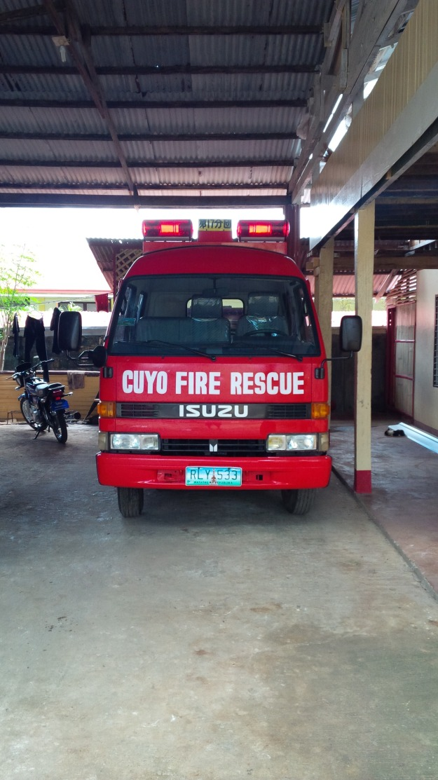 Cuyo Fire Rescue